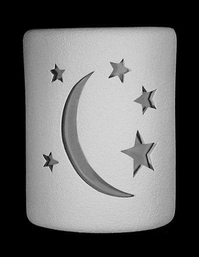 215 Moon and Stars
