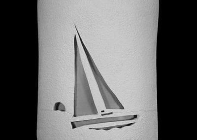 341帆船