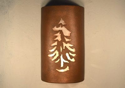 Lodge Pine Tree Design
