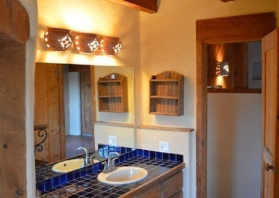 Southwest Bathroom Design